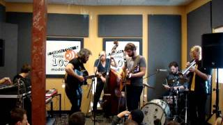 Dan Mangan Band - About As Helpful As You Can Be Without Being Any Help At All.MPG