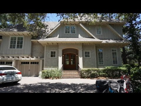 Ocean Home For Sale In Sea Pines With Private Pool And Six Bedrooms At 9 Seaside Sparrow Road