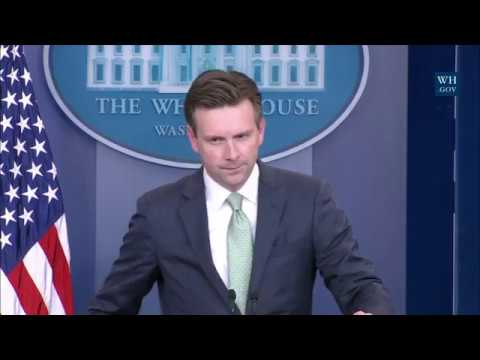 1/11/17: White House Press Briefing