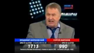 Жириновский - лучшее выступление
