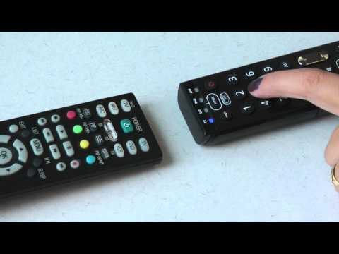 Learn functions from your original remote