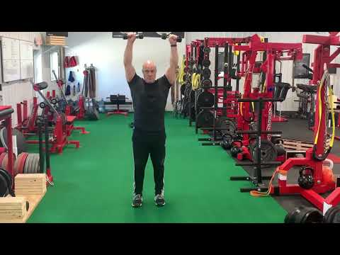 Dumbbell 6-Way Raise