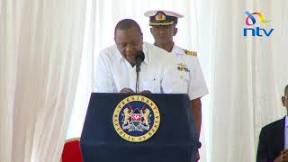 We are dealing with a health crisis that will have a ripple effect - President Uhuru