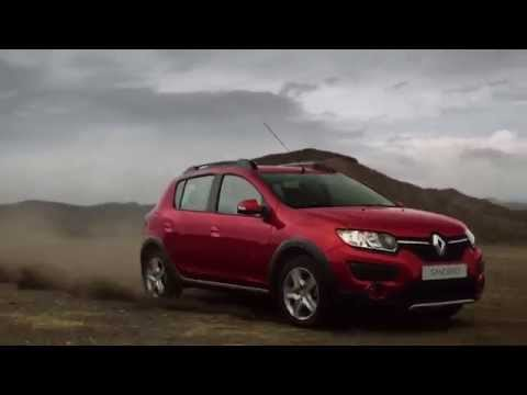 Renault  Sandero Хетчбек класса B - рекламное видео 1