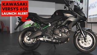Kawasaki Versys 650 | Launch Alert | PowerDrift