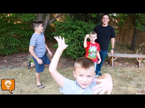 CHARADES BLOOPERS with HobbyKids + HobbyHarry!