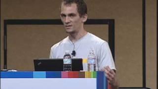 Google I/O 2009 - Developing Extensions for Google Chrome