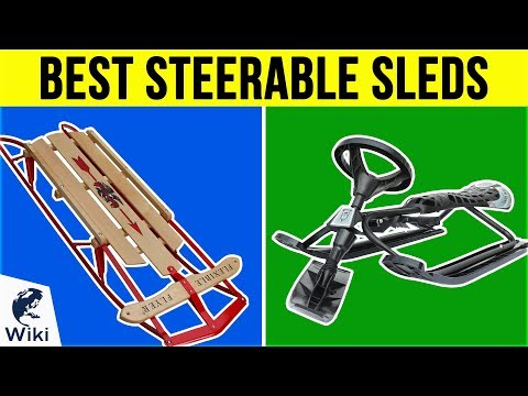 10 Best Steerable Sleds 2019