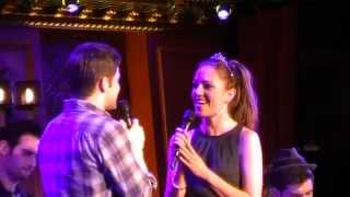 "Jeremy Jordan and Laura Osnes - ""Ten Minutes Ago/The Next Ten Minutes"" (Cinderella/The Last 5 Years)"