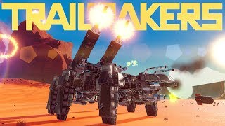 Trailmakers - Game Update New Race World! - Amazing