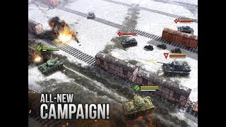 Picture of a game: Armor Age: Tank Wars - Ww2 Platoon Battle Tactics
