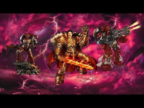 Warhammer 40 000 LORE -  Impérium Lidstva