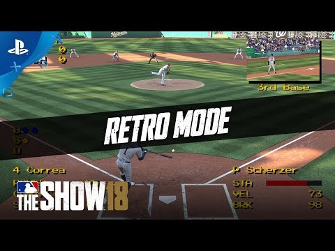 MLB The Show 18 - For a Fan Like You: Retro Mode | PS4