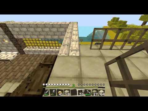 Balkon und Treppen geschafft