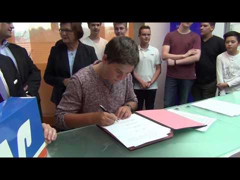 DBRS gründet erste Schülergenossenschaft Bayerns