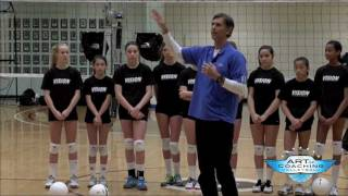 Teaching Setting Trailer - Art Of Coaching Volleyball