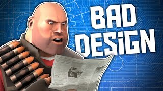 TF2's Design Flaws