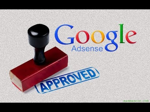 Video Cara Daftar Google Adsense 2017
