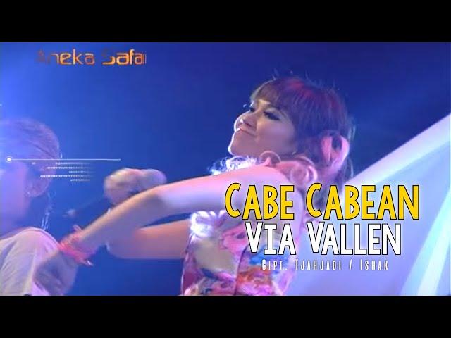 Via Vallen Hits Sebelum Terkenal - Cabe Cabean ( Official Music Video ANEKA SAFARI )