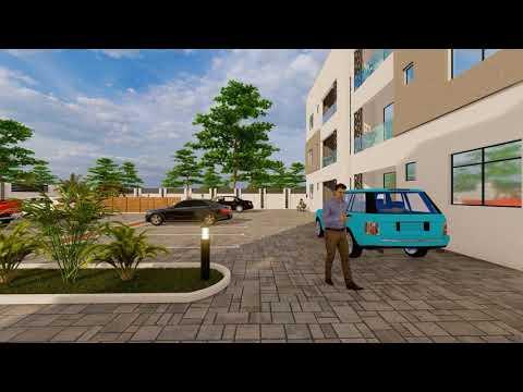 3 bedroom Terraced Duplex for sale Behind Beachwood Estate, Lekki Epe Expressway Ibeju-Lekki Lagos