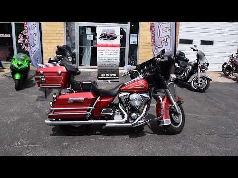 1998 Harley-Davidson Electra Glide Classic in South Saint Paul, Minnesota