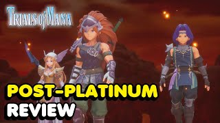 So I Got The Platinum Trophy In Trials Of Mana... Here is My Review