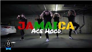 ACE HOOD - Jamaica | Mikey DellaVella Choreography | @AceHood