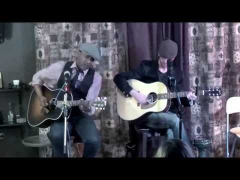 Red House - Jimi Hendrix performed by Brandon Miller Davis and Peter Wilson
