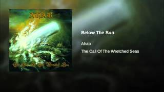 Ahab - The Call Of The Wretched Seas (דום)