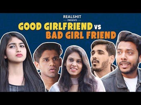 Good Girlfriend VS Bad Girlfriend | RealHit