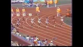 Daley Thompson Olympics 1984 Decathlon Day 1