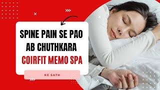 Memo Spa Memory Foam Mattress - Coirfit