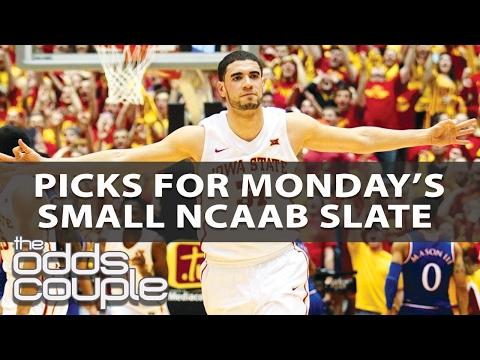 NCAA Basketball Picks | Odds Couple | Monday, February 20th