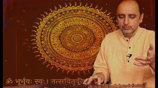 mantra practice, a journey of trust.