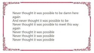 Baxter - Possible Lyrics