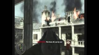 #13 [Let's Play Call Of Duty 5] Von Casino (German) Wenn Man Vom Teufel Spricht Kommt Eine Granate.