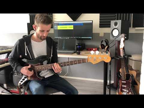 Summer Days // Martin Garrix feat Macklemore & Patrick Stump // Bass cover