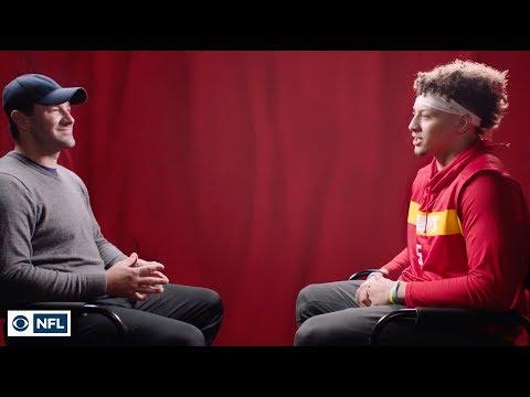 Patrick Mahomes sits down with Tony Romo | CBS Sports
