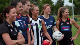 Women in sport Q&A