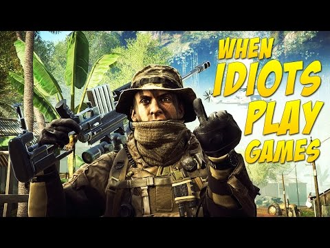 Up Yours Teammate! (When Idiots Play Games #12)