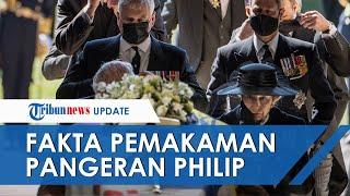 Fakta-fakta Pemakaman Pangeran Philip: Direncanakan selama 25 Tahun hingga Tak Pakai Seragam Militer