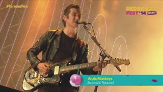 Arctic Monkeys - One for the Road @ Personal Fest 2014 - HD 1080p