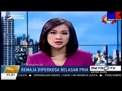 Video viral wanita di perkosa belasan pria
