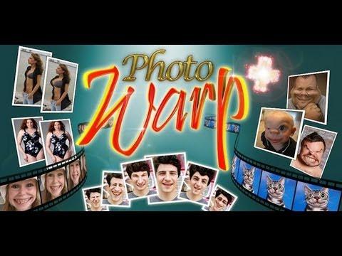 Video of Photo Warp+