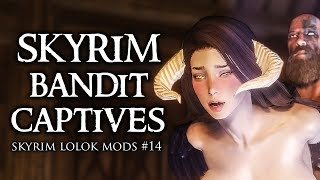 """""""Where are all the nubile females?"""" - SKYRIM ADULT MODS #13"""