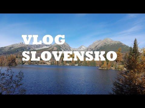 VLOG SLOVENSKO - KAMARÁDI NA TRIPU