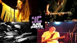Wheels of Confusion A Black Sabbath Tribute by Hand of Doom