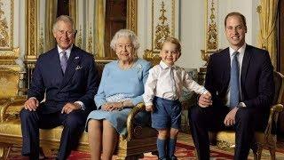 """英国皇室上演""""婆媳大战"""",因一项费用,卡米拉就要将梅根赶走? , 梅根失去最大靠山,查尔斯明哲保身,未来君主和女王的差距太大!, 93岁女王品味高雅,白金汉宫内布置桃花,小王子们在桃树下玩耍"""