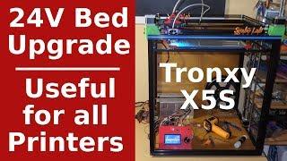 TronXY X5S Frame Upgrade - Under $20! - No more Flexing