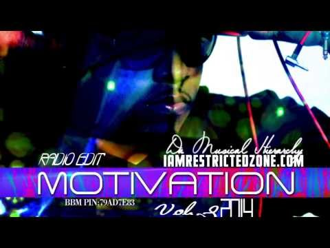 Restricted Zone – Motivation Vol.8 2014 (Full Album In Description)